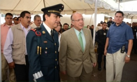 Juarez Mayor and Police Chief