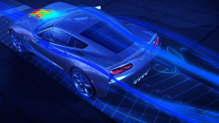 Corvette Nightfire!
