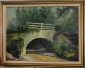 Bridge in Henrico County, 1969