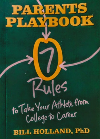 Parents Playbook Front Cover at 25%