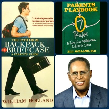 Bill Holland and books at 25percent