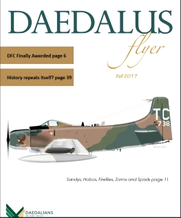 Daedalus Flyer Magazine Fall 2017 33 percent
